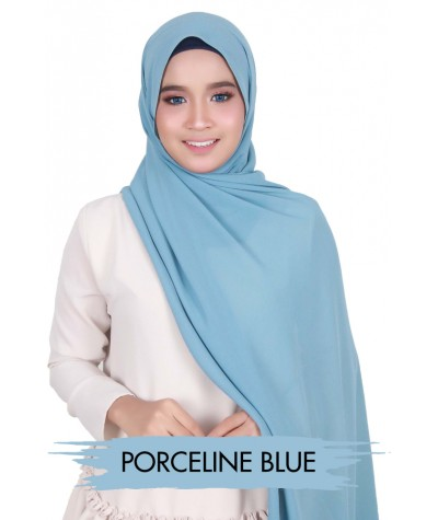 Sara Iris With Inner (Instant Shawl)
