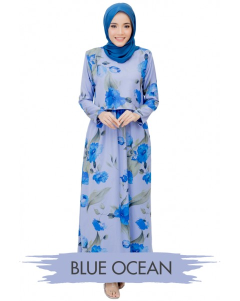 Baju Dress Bella