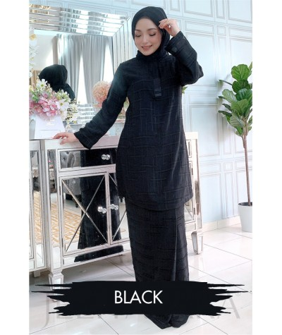 Baju Kurung Tun Teja Basic (w/o Diamond & Brooch)