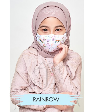 Jelitasara Reusable Mask Kids